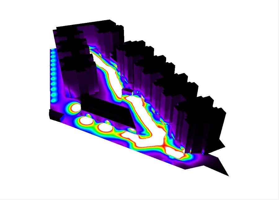 Renderizado CPP (nivel lumínico)