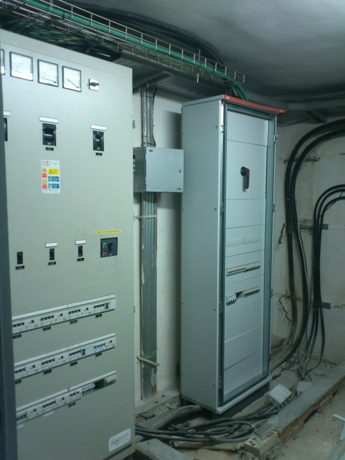 Renovación de instalaciones