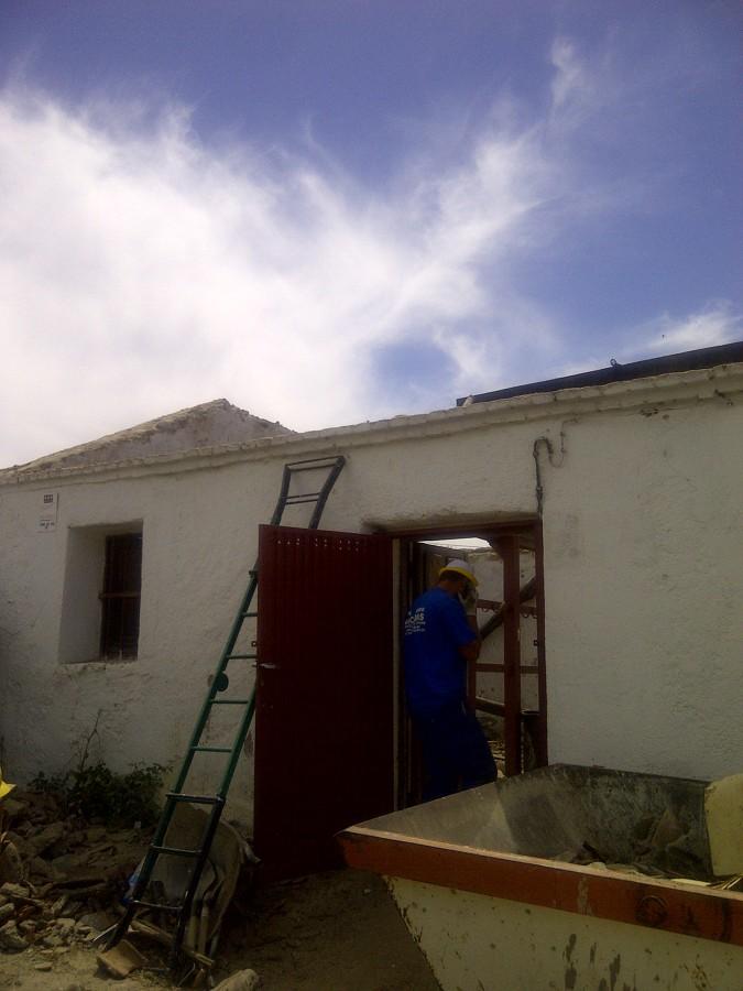 Renovación interiores