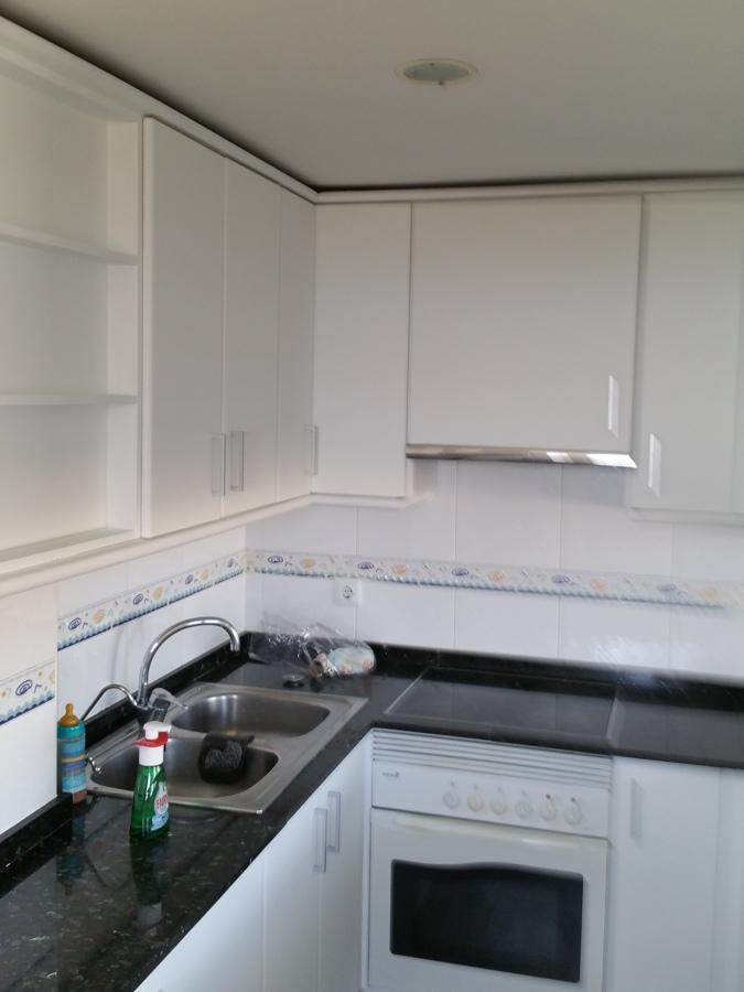 Renovación puertas de cocina