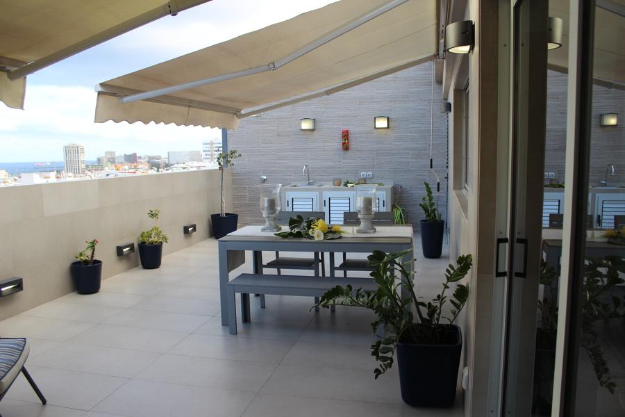 Proyecto Integral De Apertura De Terraza En Un ático Ideas