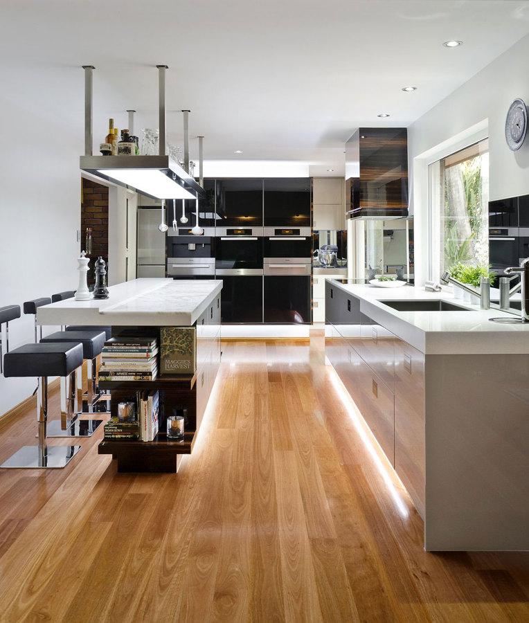 Renueva el suelo de tu cocina sin obras es posible - Suelo de cocina sin obra ...