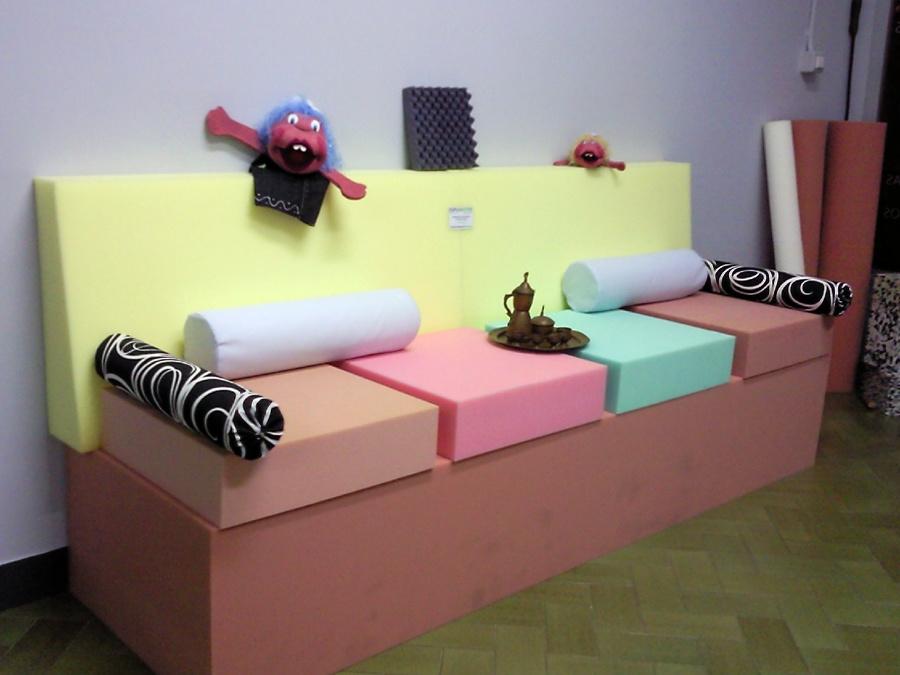 Gomaespuma a medida ideas muebles - Espumas para sofas ...