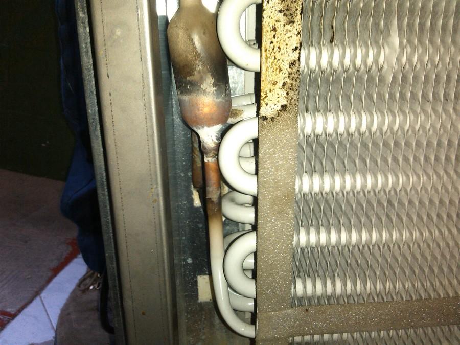 reparación congelador