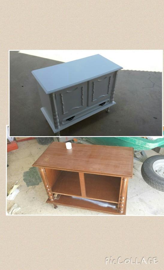 Reparacion de mueble.
