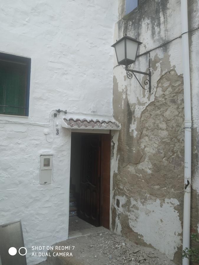 reparaciones puntuales fachada