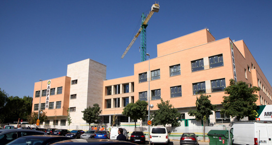 Residencia de ancianos para caser seguros y centro de - Caser seguros madrid ...