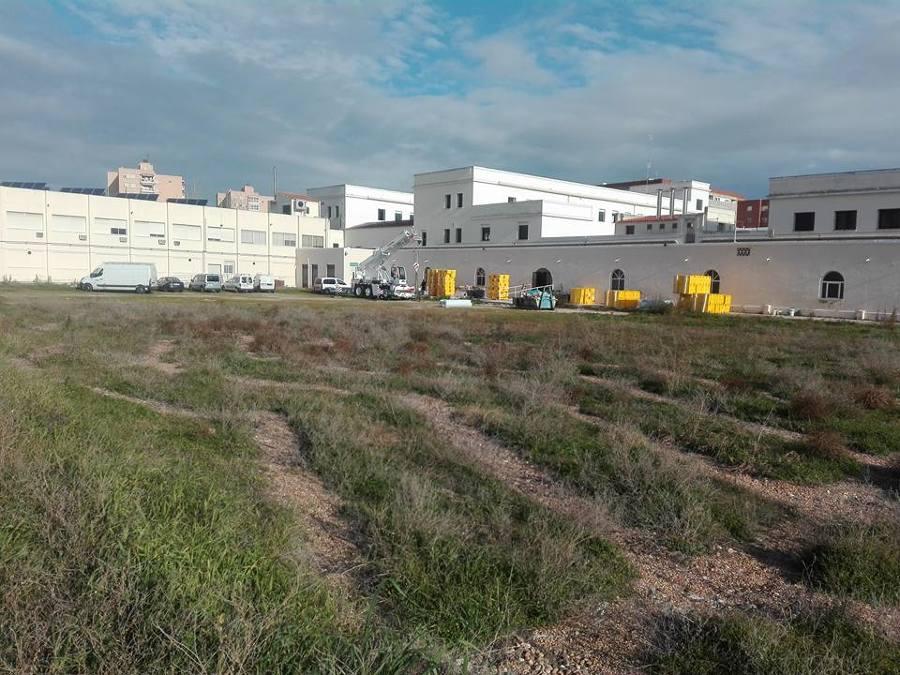 Residencia Universitaria Hernán Cortés. Badajoz. Construcciones Pedro Ramos