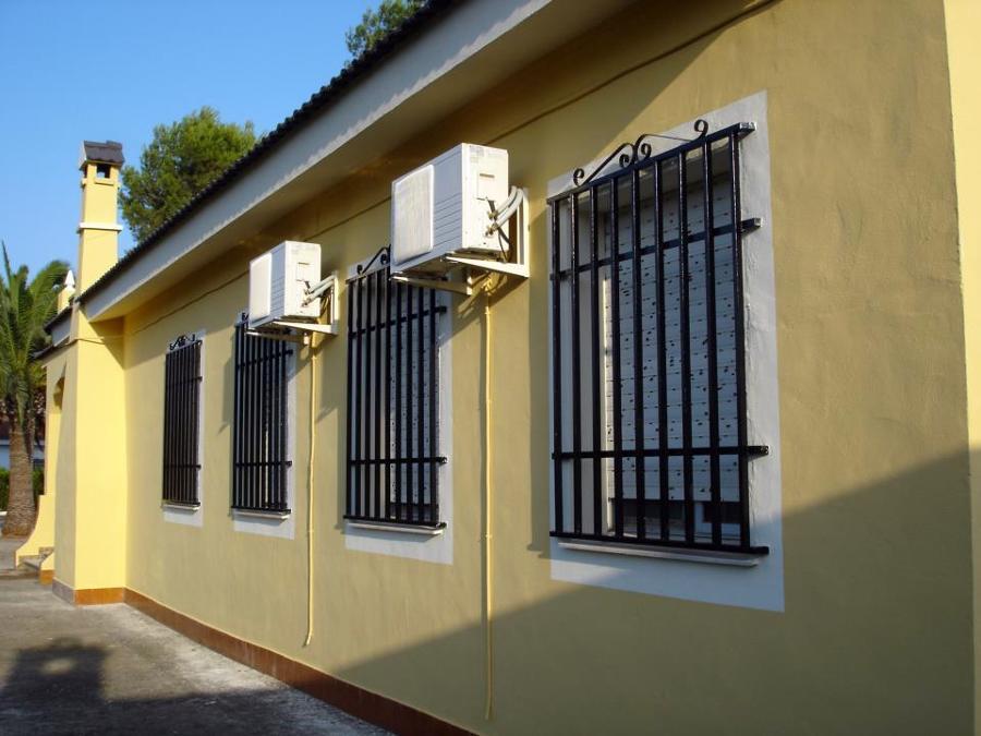 Rehabilitaci n de fachada ideas rehabilitaci n fachadas - Pintado de fachadas ...