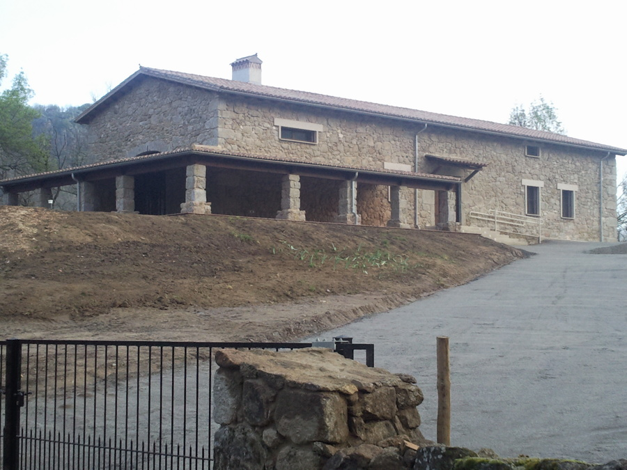 Casa malena ideas obra civil - Restauracion de casas ...