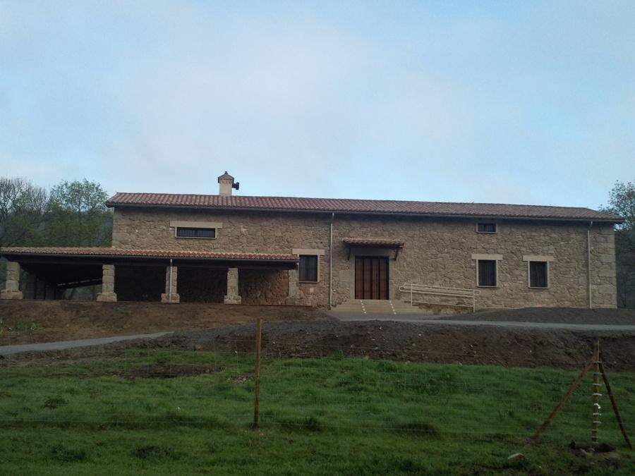 Foto restauraci n casa de campo de construcciones narsan - Restauracion de casas ...