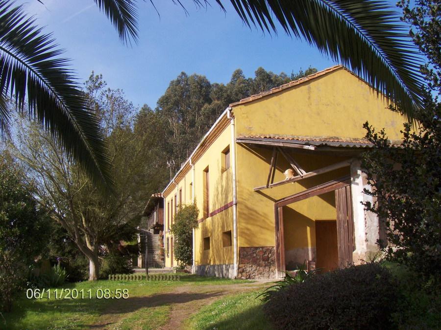 Restauracion de casa rural ideas rehabilitaci n fachadas - Restauracion de casas ...