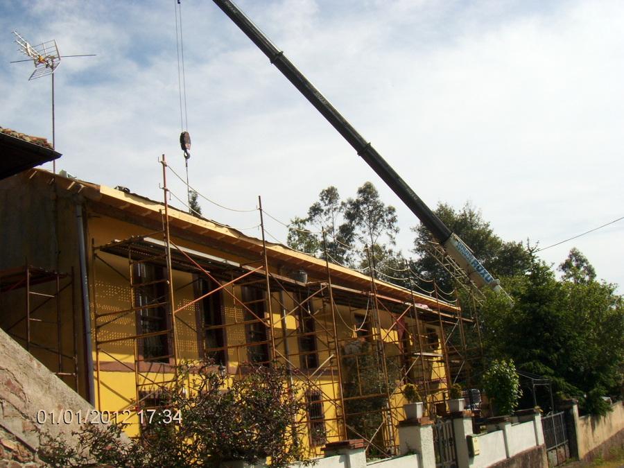 Foto restauracion de casa rural de el valle s c 451499 - Restauracion de casas ...