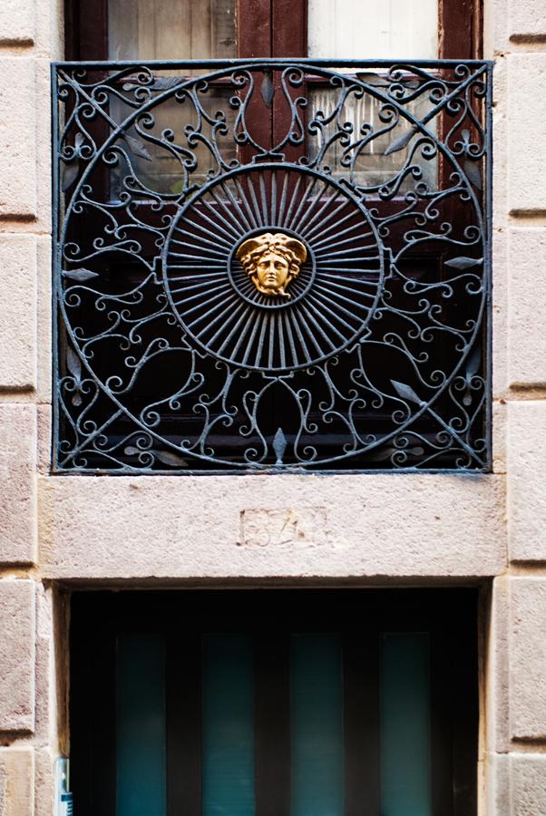 Restauración de edificio en Barcelona