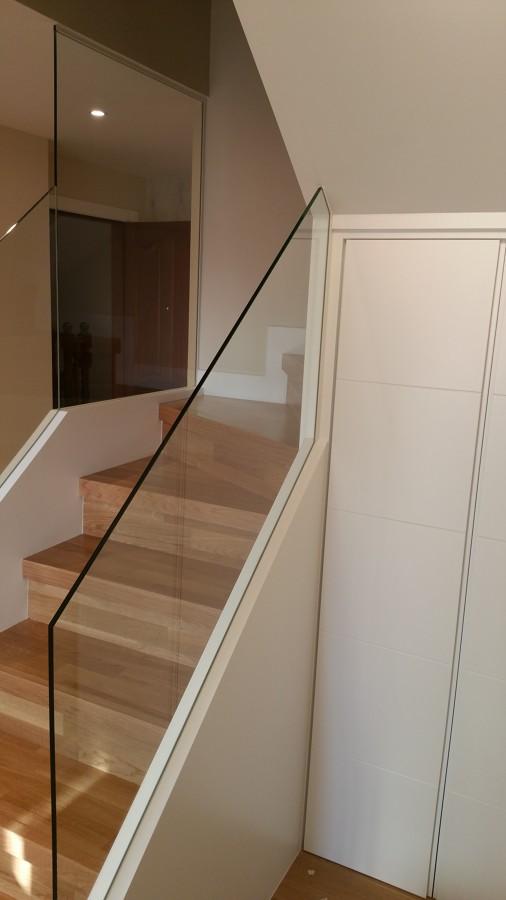 Restauración de escalera