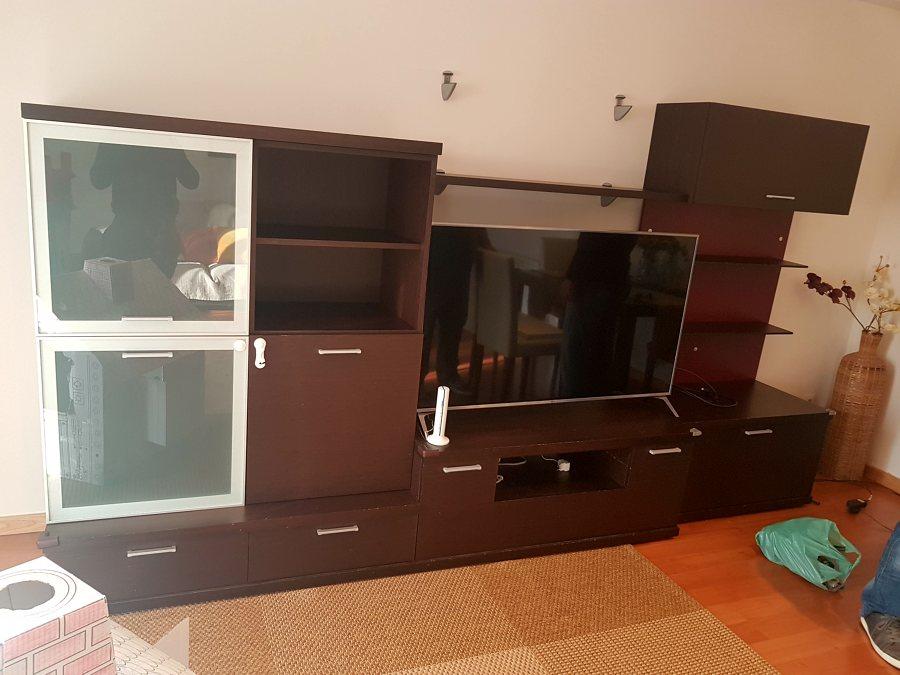 restauración de mueble de salón  (antes)