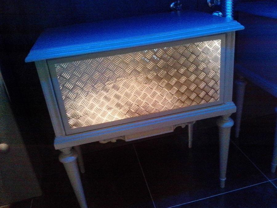 Reciclado de muebles de ba o ideas pintores - Pintores de muebles ...
