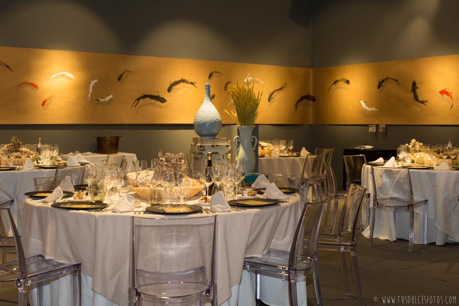 Foto restaurante de interiorista maria de la osa 1050961 - Interiorista girona ...