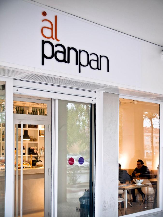 Restaurante Al Pan Pan, Madrid