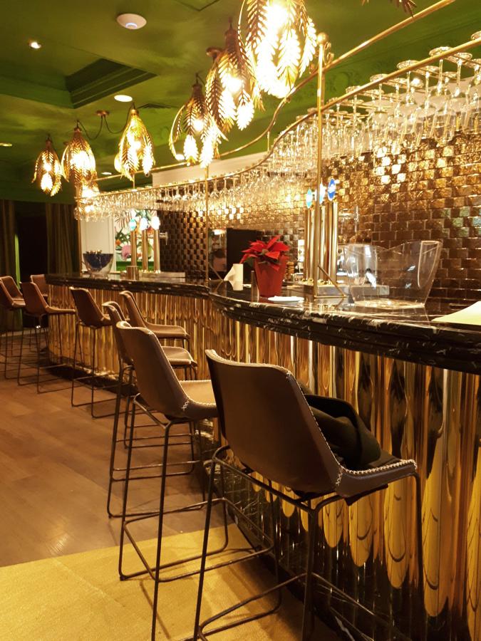 Restaurante: Barra