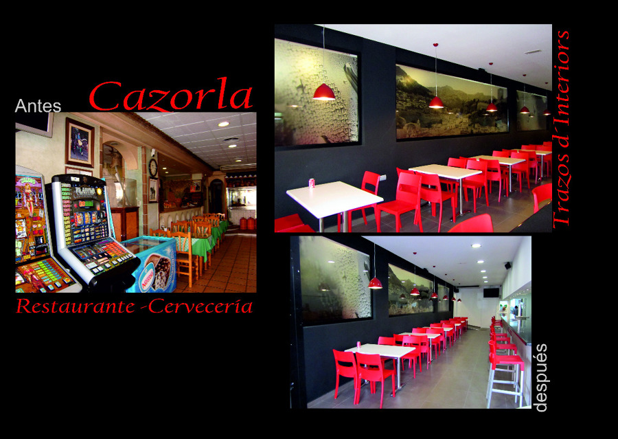 Restaurante Cazorla en Benidorm, Alicante.