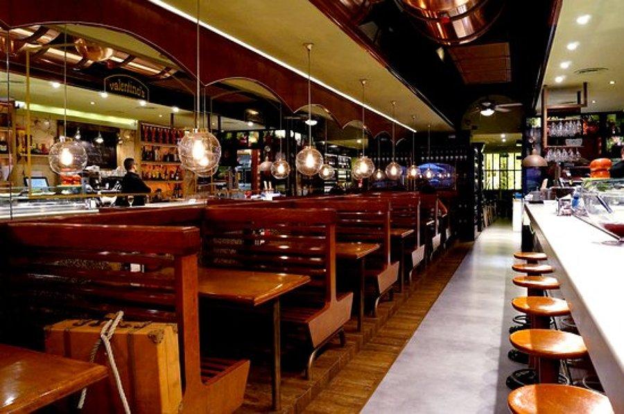 Restaurante cerveceria gastonómica Valentinos