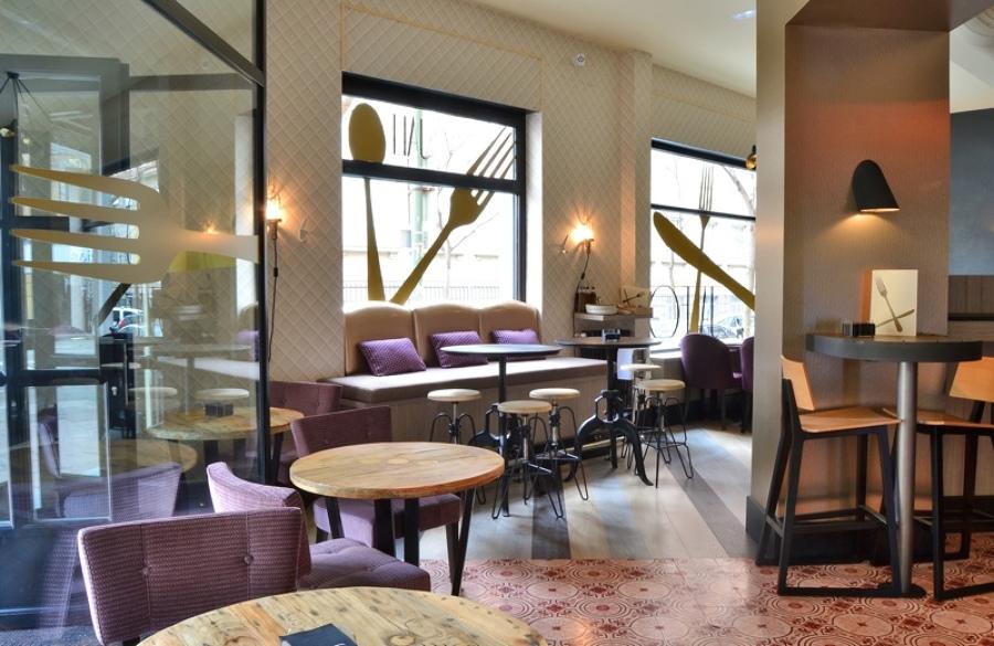 Restaurante en madrid ideas decoradores - Decoradores en madrid ...