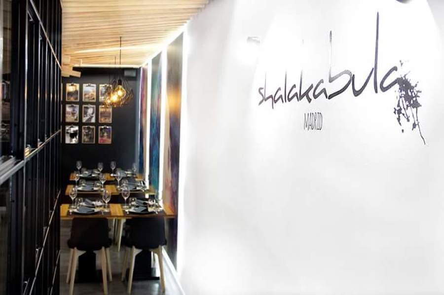 Restaurante Shalakabula Madrid