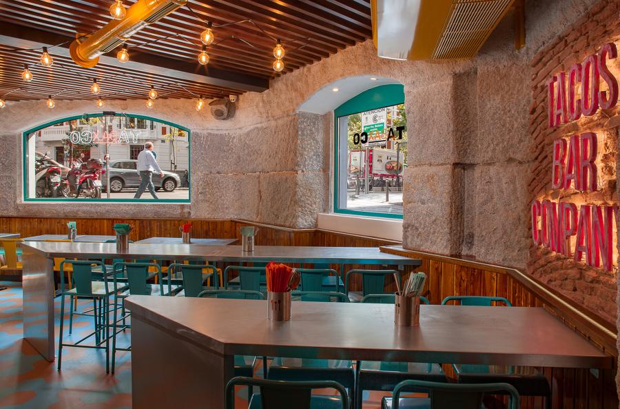 Restaurante Tabaxco