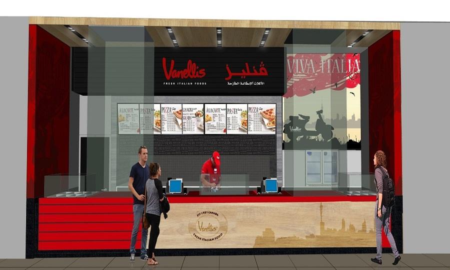 Restaurante Vanelly's, Bahrein.