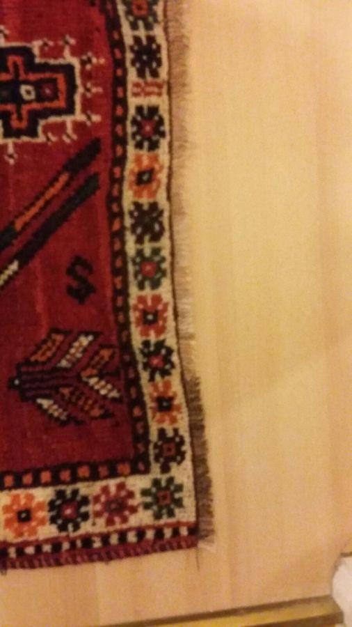 Restauraci n flecos de alfombra ideas limpieza for Restauracion alfombras persas
