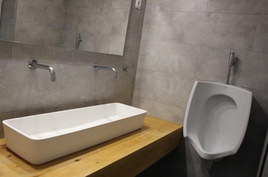 Resultado del diseño de lavabo