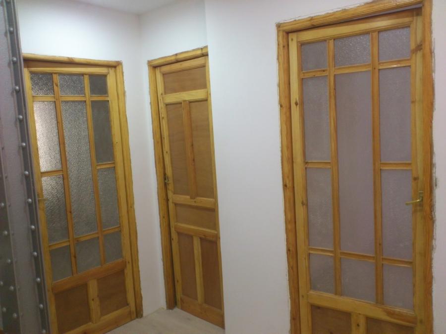 Restauracion de puertas antiguas en pino macizo ideas for Restauracion de puertas antiguas