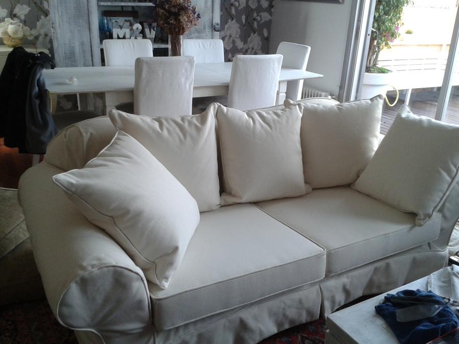 Retapizado sofá