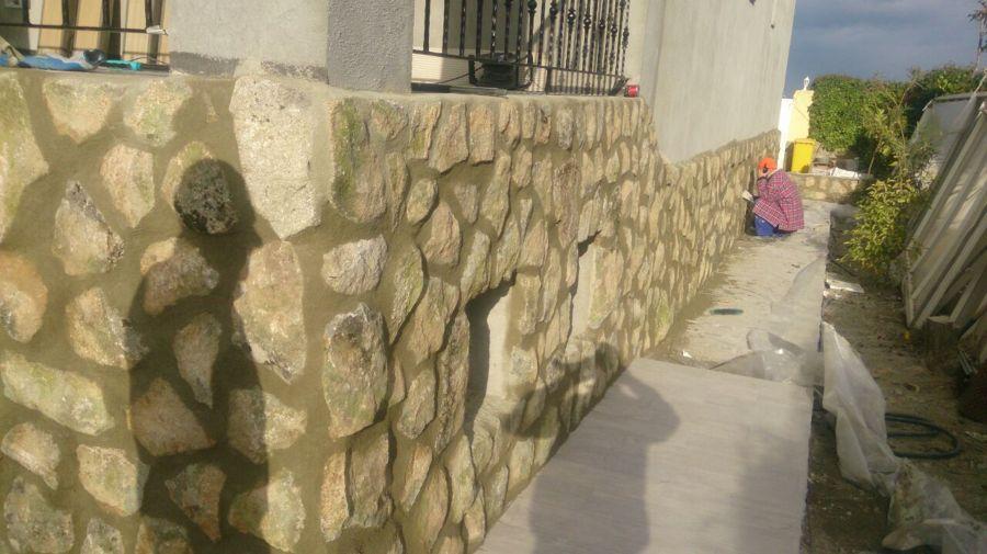 Revestimiento con Piedra