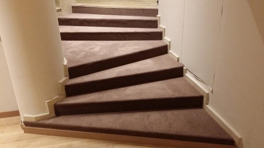 Integrado de trabajos ideas parquetistas - Revestimiento para escaleras ...