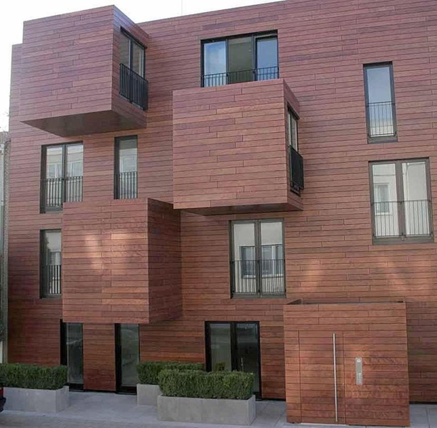 Los revestimientos de madera ideas reformas viviendas - Revestimiento de madera ...