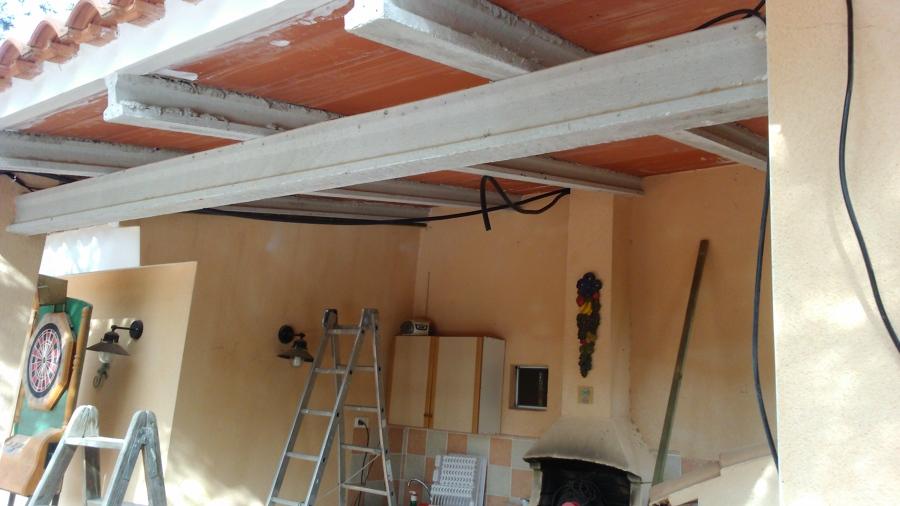 Foto revestimiento de techo de jsbparquet 904781 - Revestimientos para techos ...