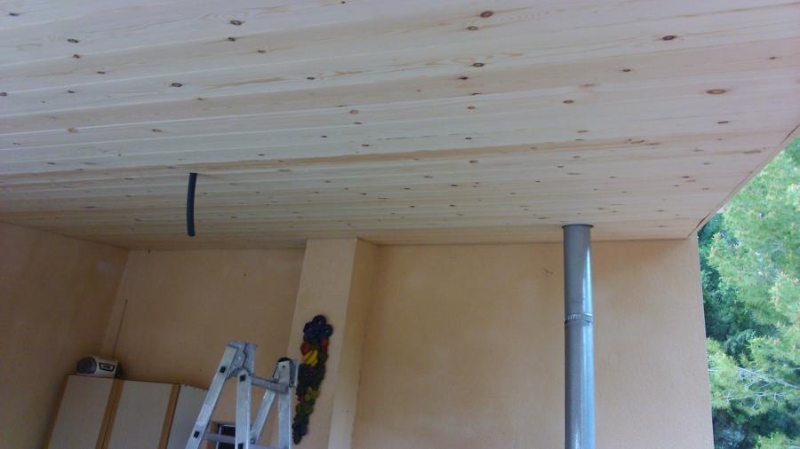 Revestimiento de techo ideas parquetistas - Revestimientos para techos ...