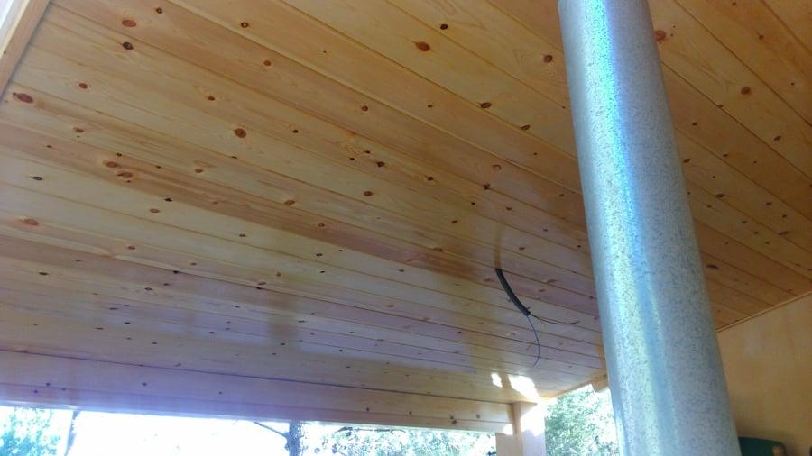 Foto revestimiento de techo de jsbparquet 904789 - Revestimientos para techos ...