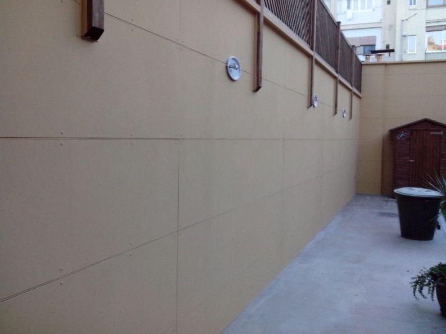 Revestimiento de pared ideas alba iles for Revestimiento plastico para paredes