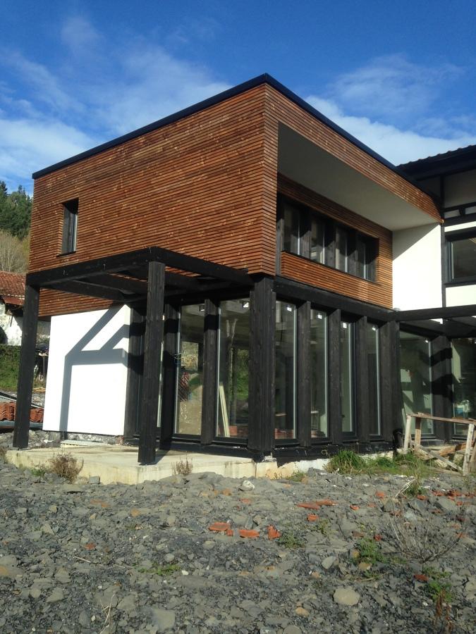 Casa de entramado ligero ideas aislamiento - Casas entramado ligero ...