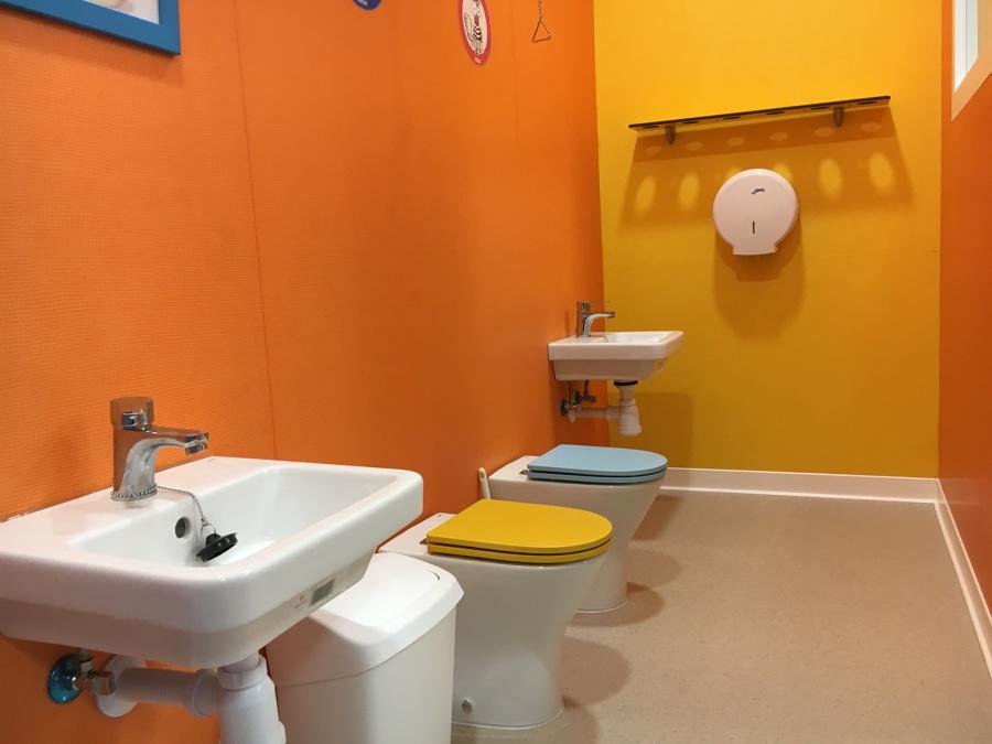 revestimientos en baños