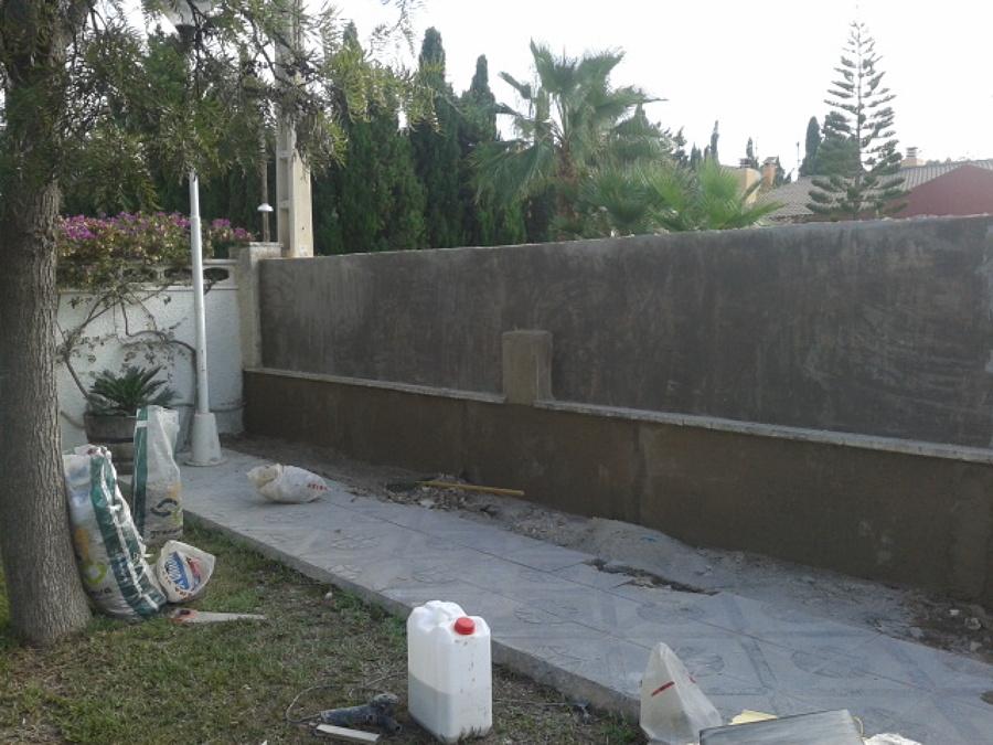 Revestir muro