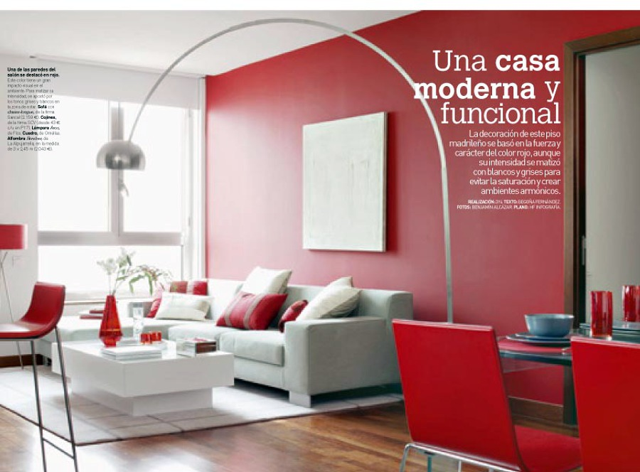 Foto revista mi casa proyecto dulce chacon de briales for Revista decoracion mi casa