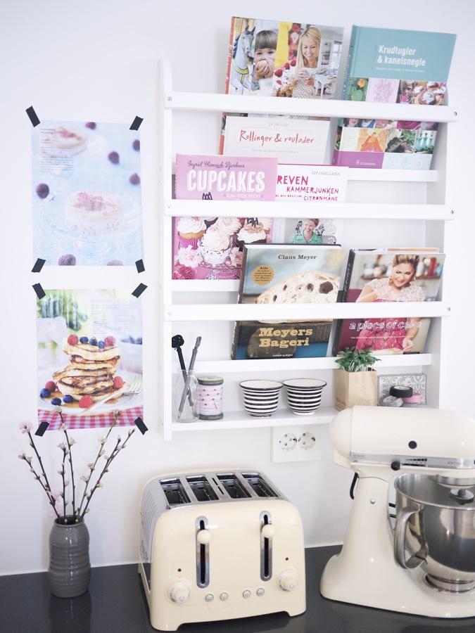 revistas como decoración