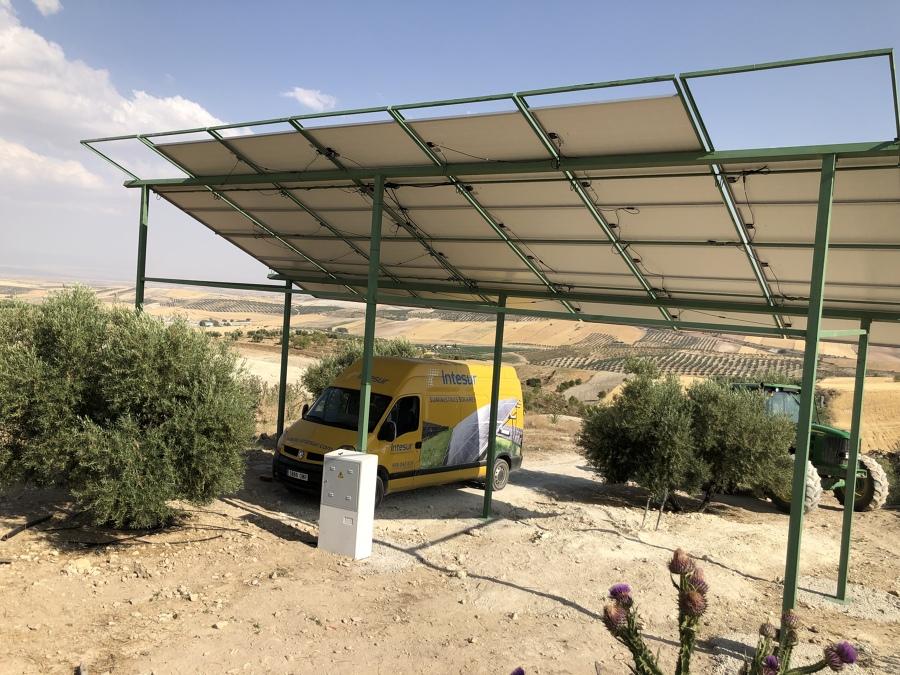 Riego Solar