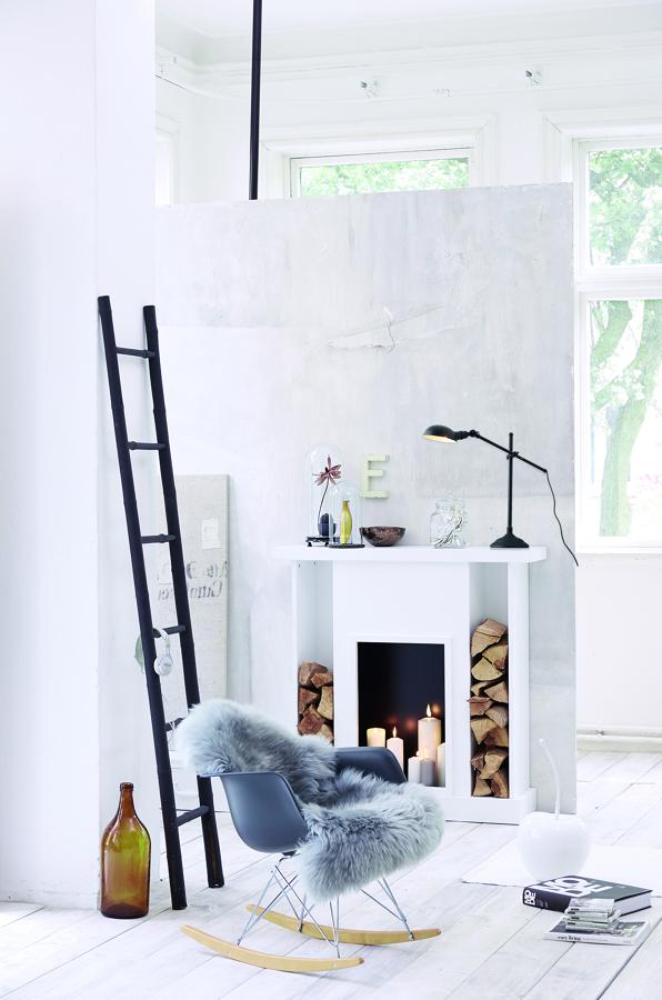 foto rocking chair gris de ma jos jim nez 800062 habitissimo. Black Bedroom Furniture Sets. Home Design Ideas