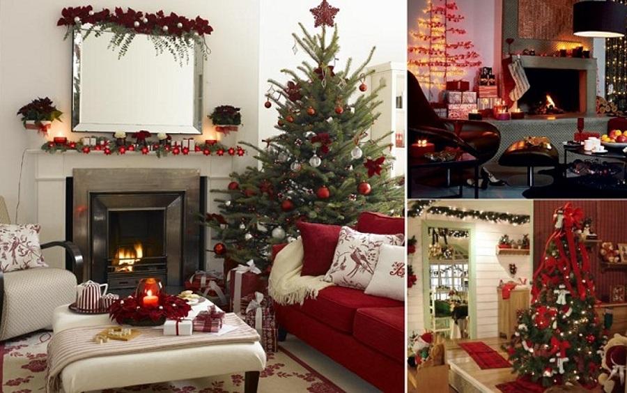 Consejos infalibles para decorar en navidad ideas - Decoracion navidad casa ...