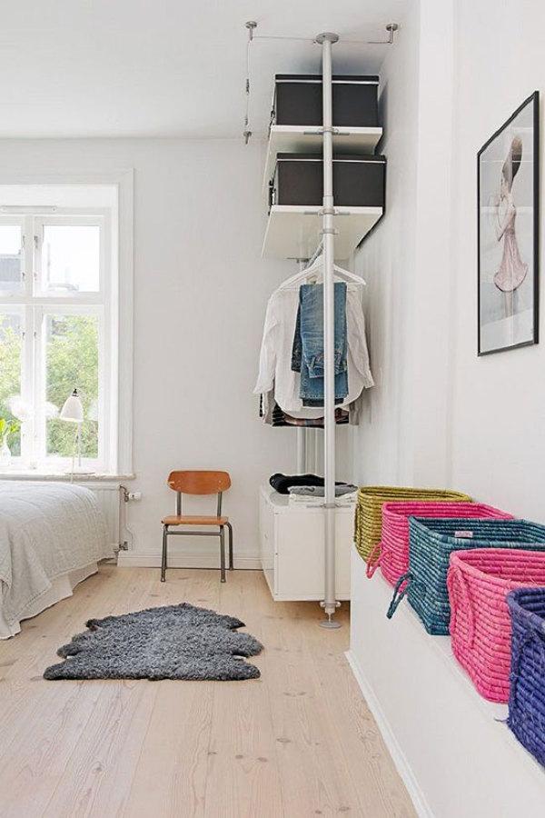 Foto ropa colgada cestos colores de miv interiores 888378 habitissimo - Miv interiores ...